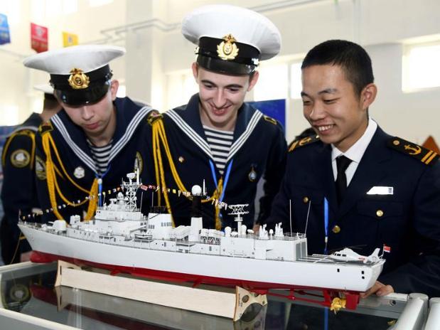 SCO Countries Vocational Skills Contest kicks off