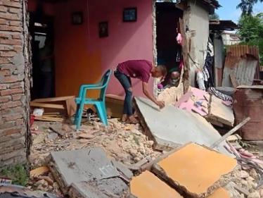 5.1-magnitude quake jolts Indonesia's Maluku province