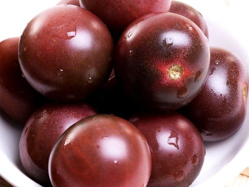 Chinese researchers develop purple tomato with more anthocyanins