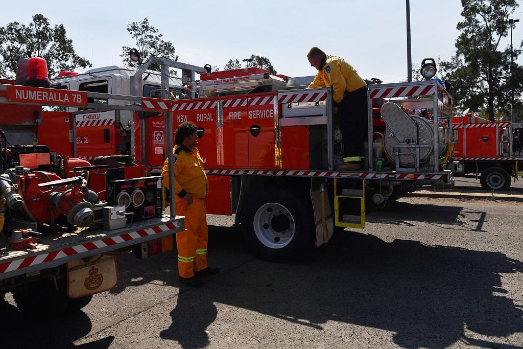 More New Zealand firefighters to fight Australian bushfires