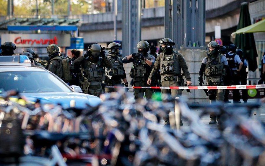 3 men arrested in suspicion of preparing terror attack in Germany