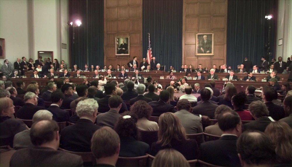 Then and now: How Trump impeachment hearing is different