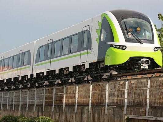 Maglev trains set to make their mark