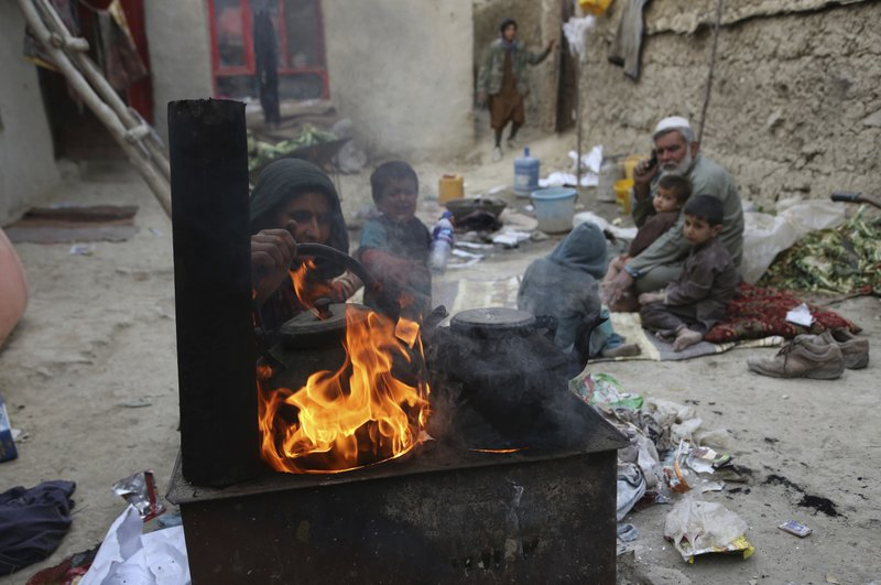 Afghan capital's air pollution may be even deadlier than war