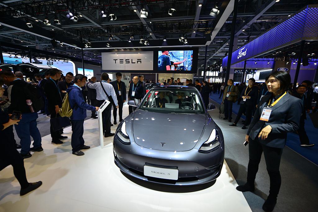 Tesla's Gigafactory 3 in Shanghai obtains green light for mass production