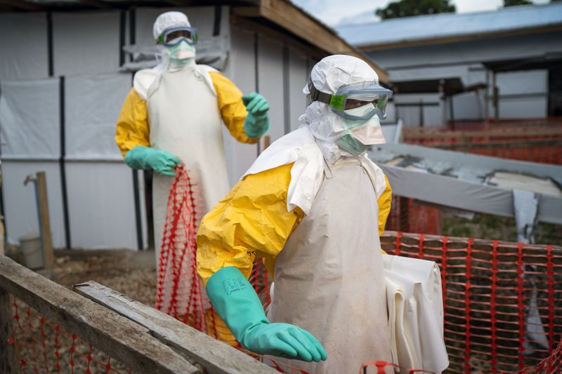 WHO prequalifies Ebola vaccine for first time