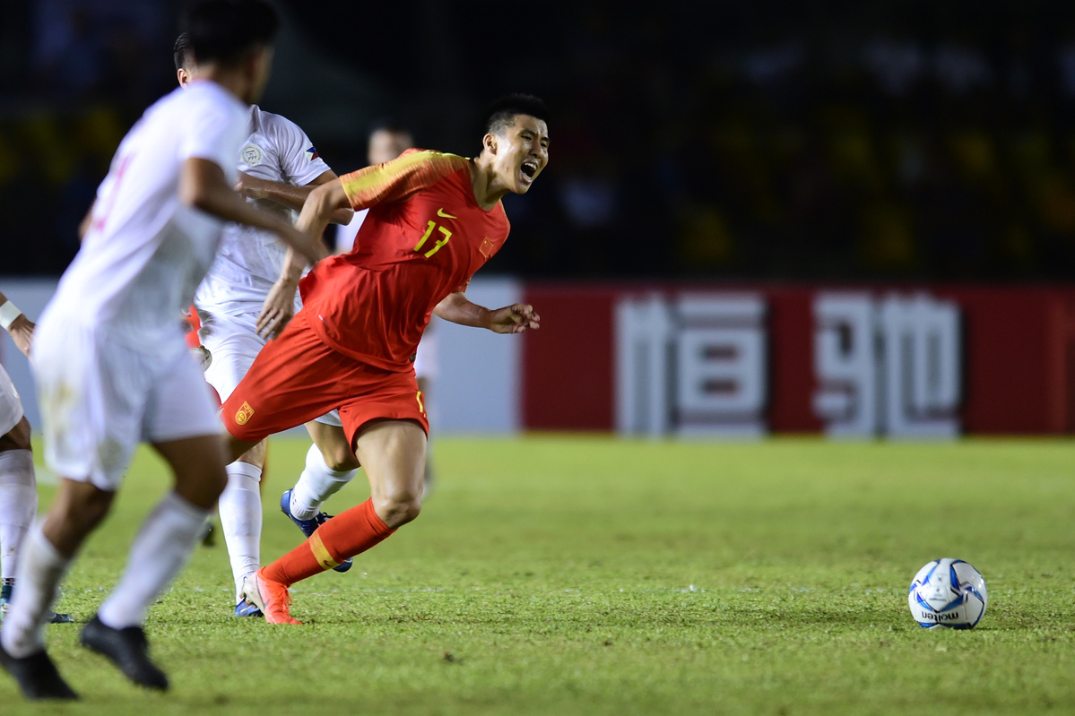 China braced for true test of World Cup credentials