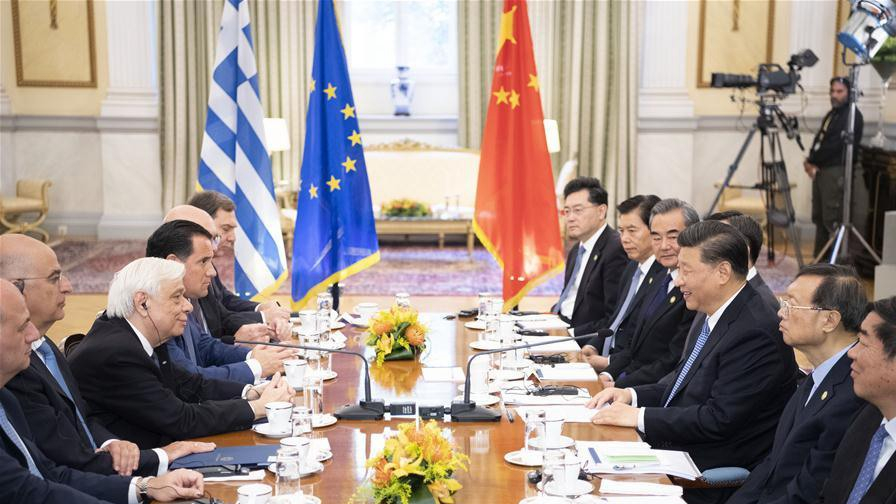 Accusations around China-Greece cooperation are misplaced