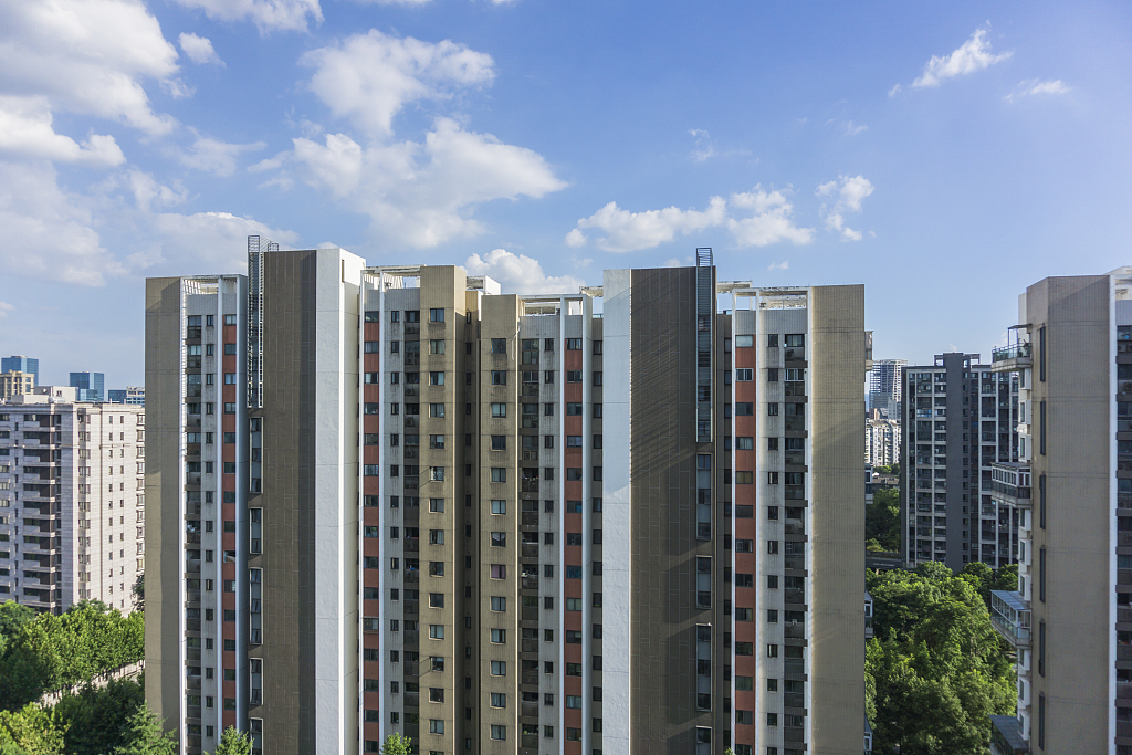 China's property investment up 10.3 pct in January-October