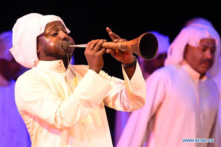 Kuwait holds music show with African style in Kuwait City