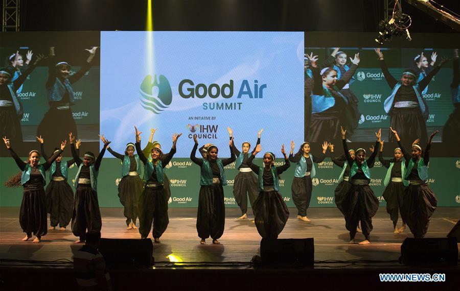 Good Air Summit held in New Delhi