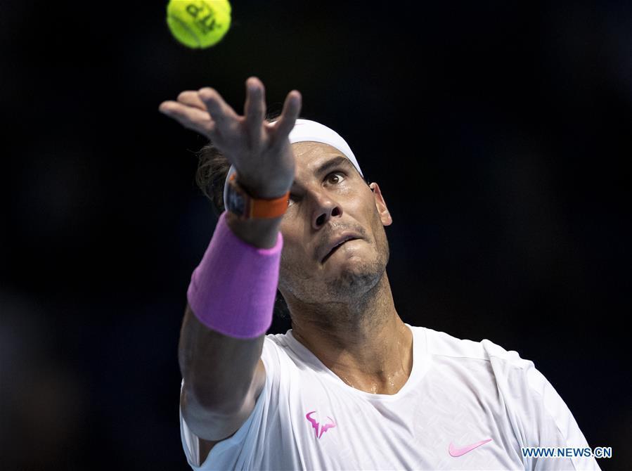 Highlights of ATP World Tour Finals 2019