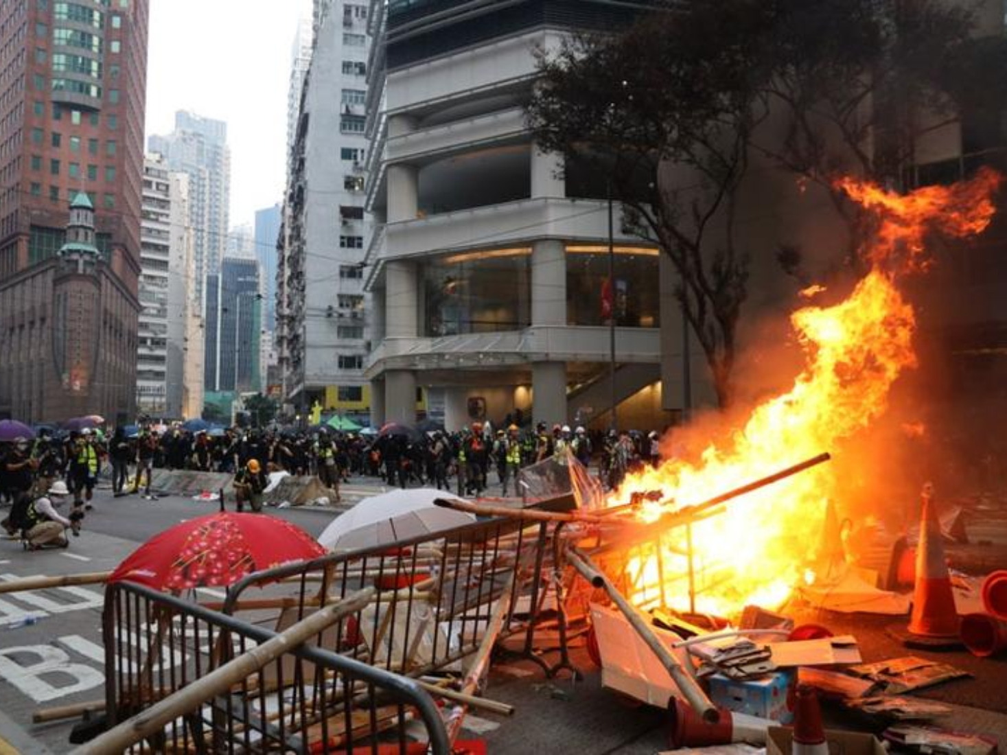 Break the silence against violence in Hong Kong