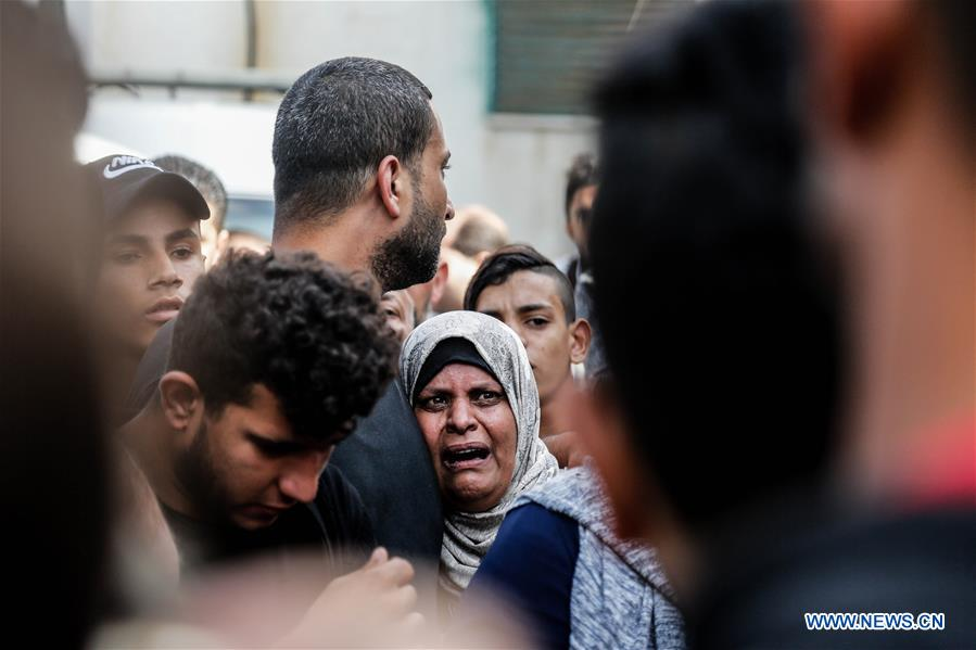 Death toll due to Israeli bombing in Gaza raises to 23
