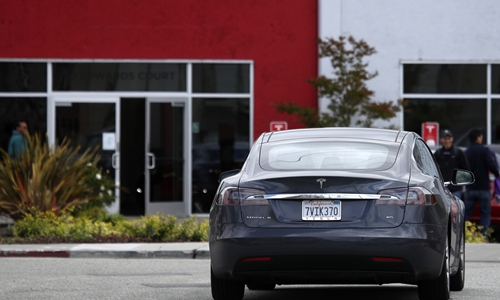 US showrooms 'need more EVs'