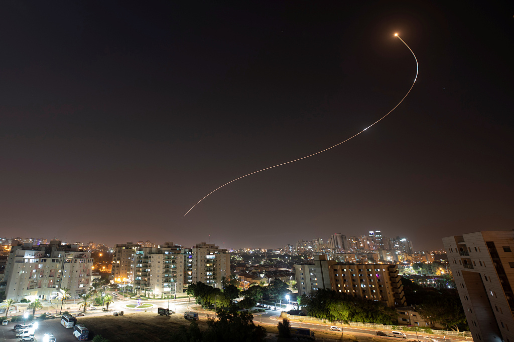 Ceasefire takes effect in Gaza after killing of 34 Palestinians