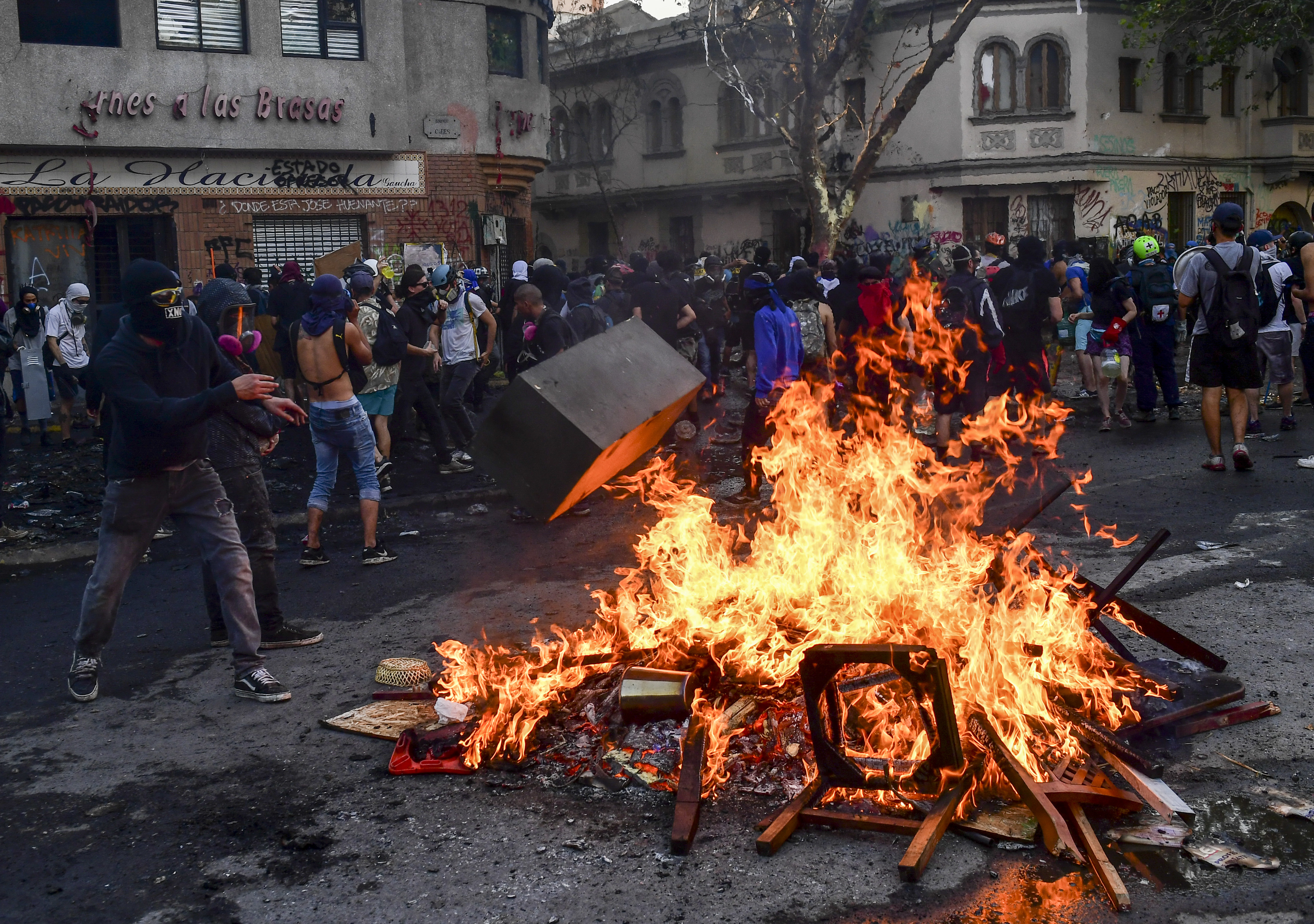 Chile to vote on new constitution in response to protests