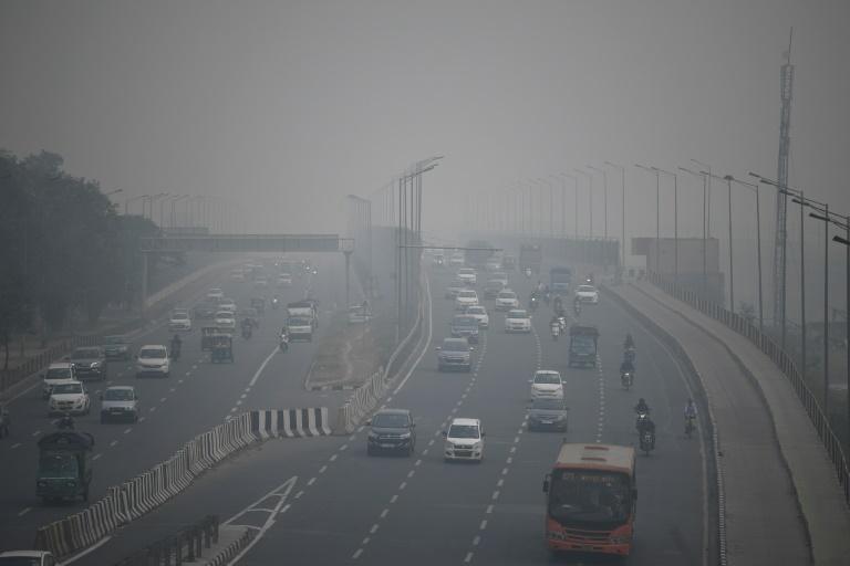 Toxic smog delays Asian Tour golf in New Delhi