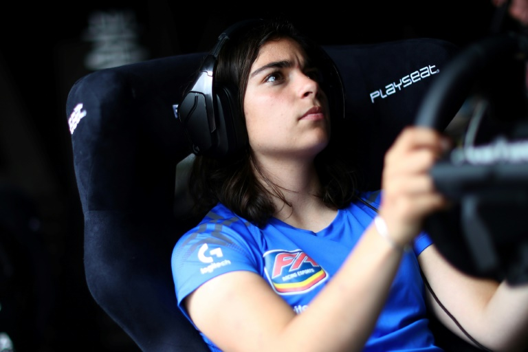 Driven Chadwick eyes Formula One but on her own terms