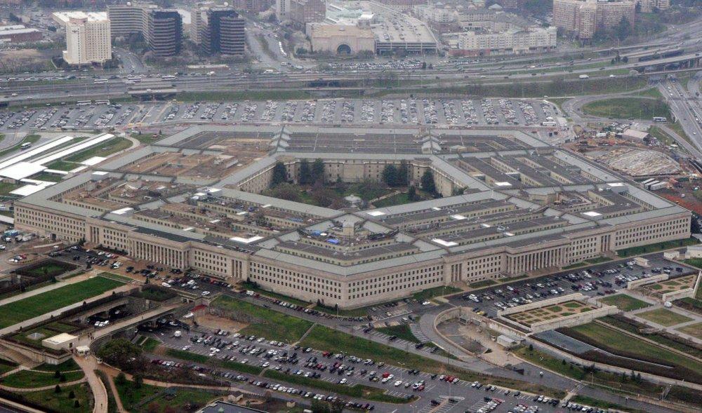 Esper defends as fair Pentagon contract disputed by Amazon