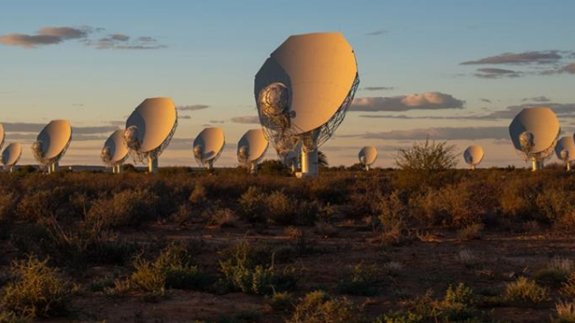 South Africa aims to set up world's largest radio telescope observatory