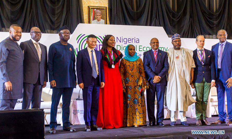Jack Ma pledges to promote inclusive digital economy in Africa