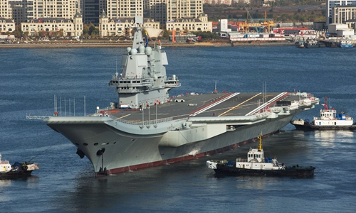 China's 2nd aircraft carrier holds likely 9th sea trial, could feature fighter jets: report