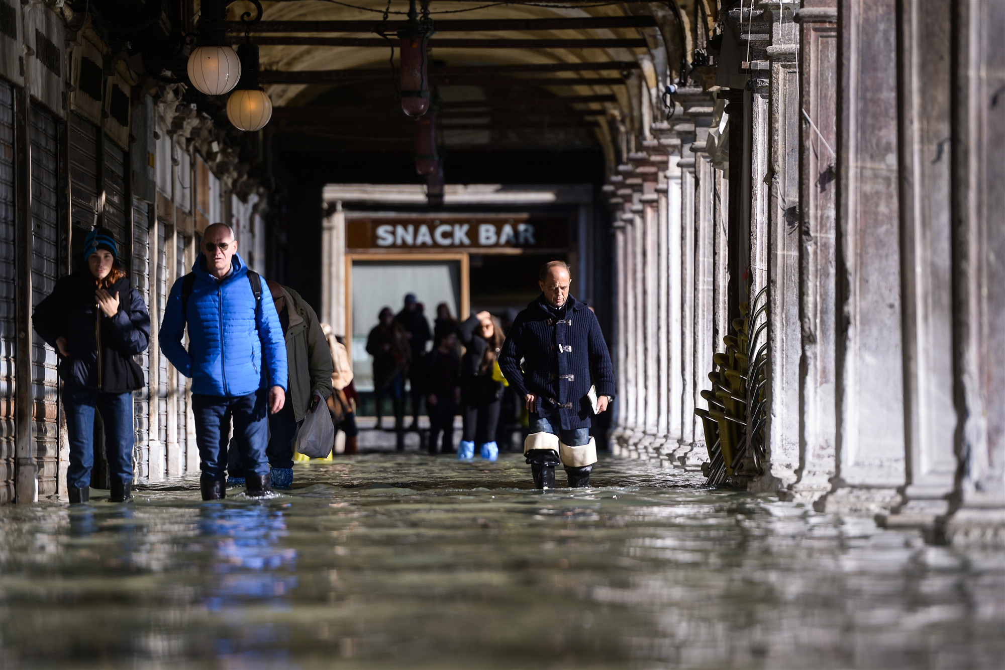 Venice faces more floods as state of emergency declared