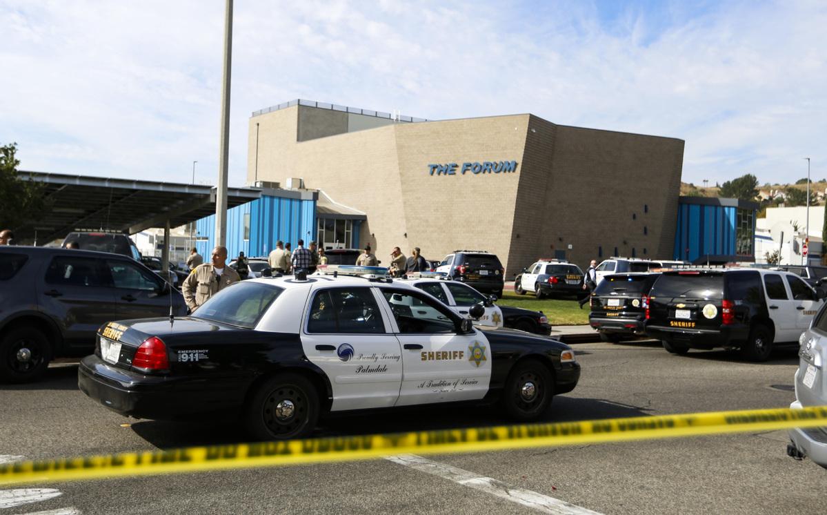 Teen suspect in California school shooting dies from self-inflicted gunshot wound