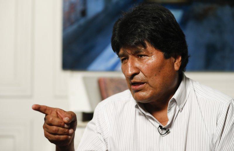 Evo Morales wants UN mediation in Bolivia
