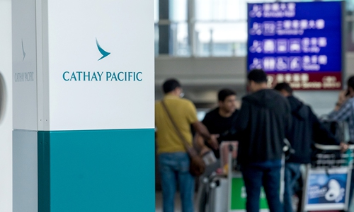Asian airlines cancel annual gathering as HK violence escalates