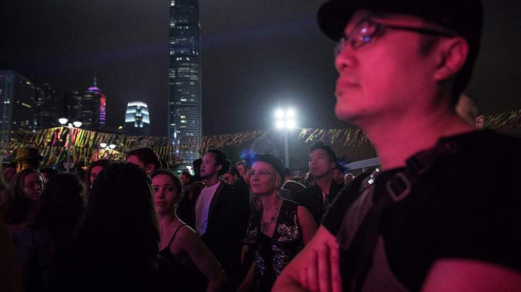 Hong Kong's biggest music festival canceled over unrest