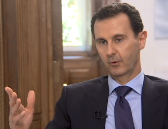 Syrian president says US presence in Syria to generate resistance