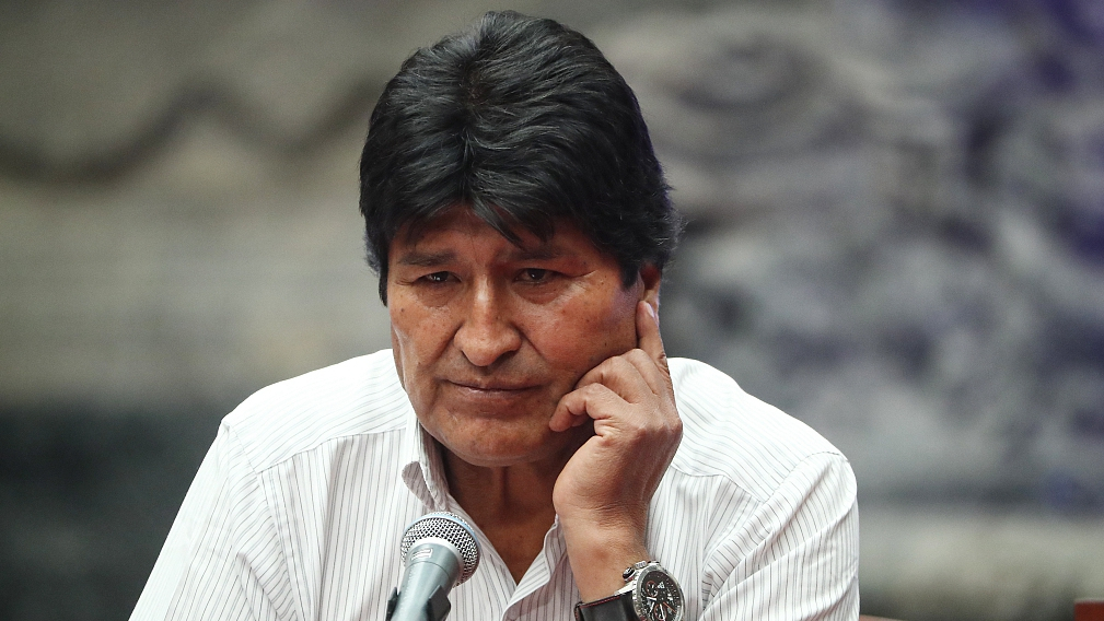 Bolivia's Morales: 'No problem' if vote proceeds without me