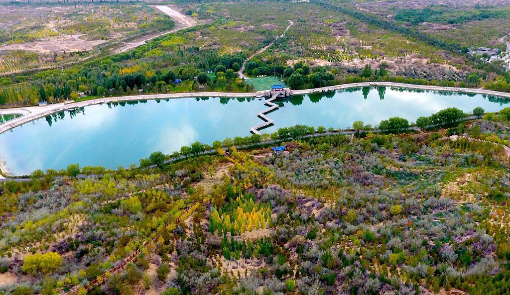 China owns 2,750 natural reserves