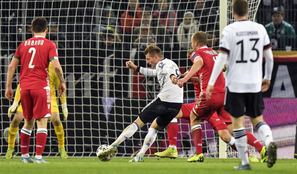 Germany, Netherlands, Austria, Croatia qualify for Euro 2020
