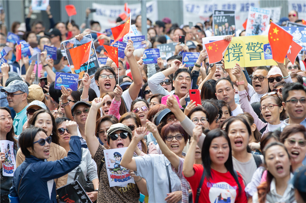 Cambodia supports China's stance on HK situation
