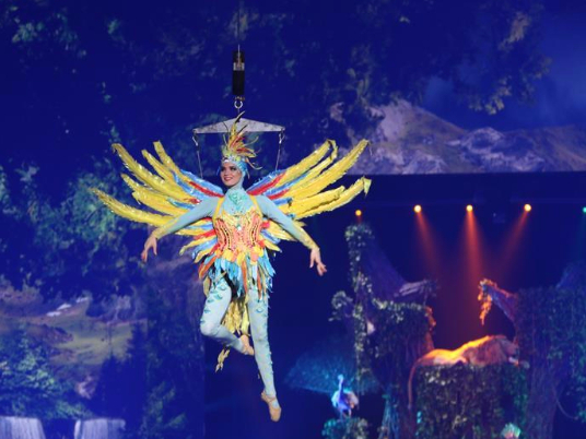 Highlights of 6th China International Circus Festival in Zhuhai