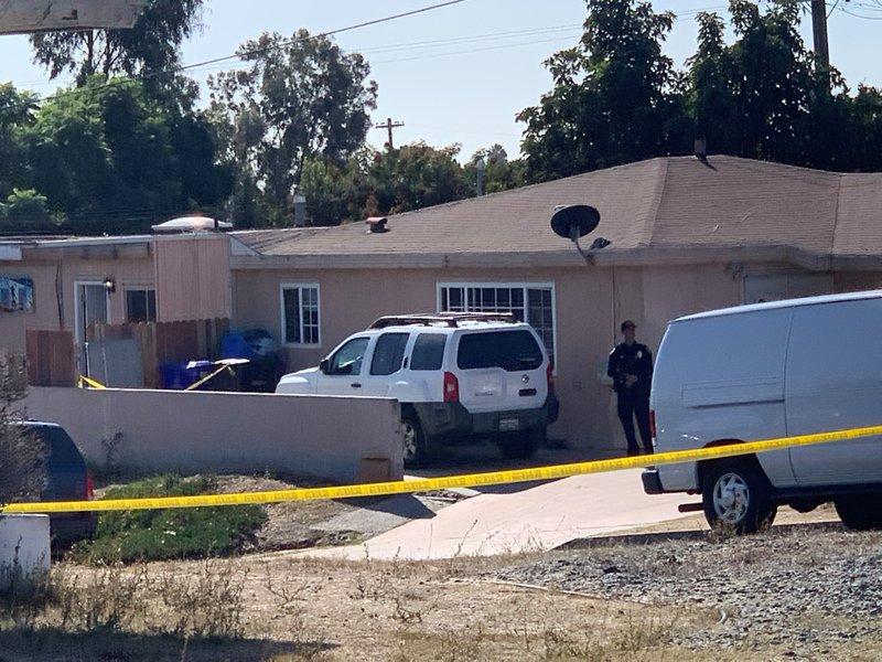 5 die in apparent murder-suicide in San Diego