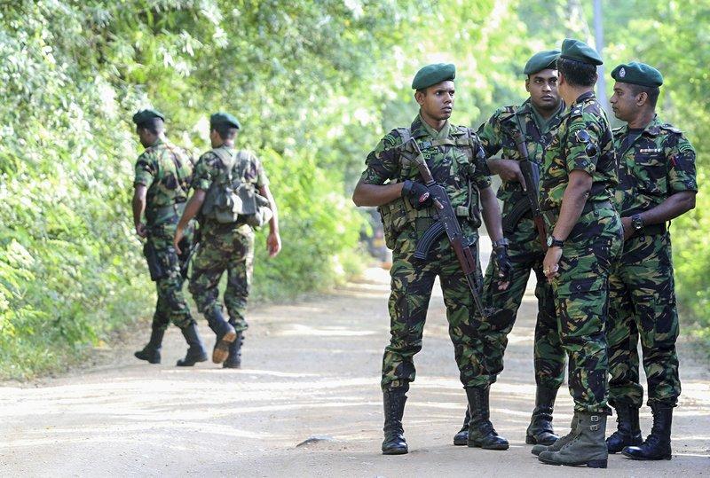 Muslim voters attacked in Sri Lanka presidential election