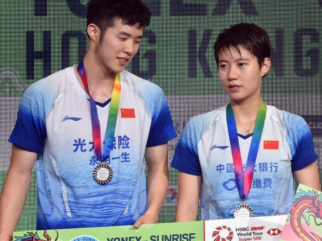 In pics: BWF Hong Kong Open 2019 badminton tournament
