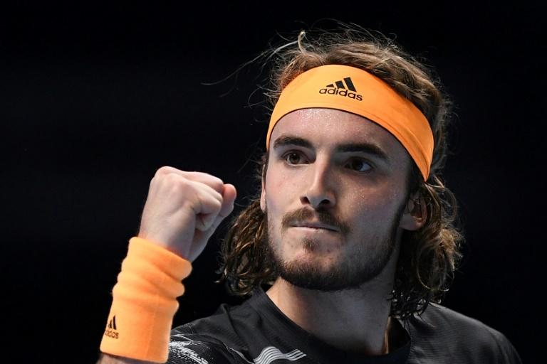 Tsitsipas shocks Federer to reach final at ATP Finals