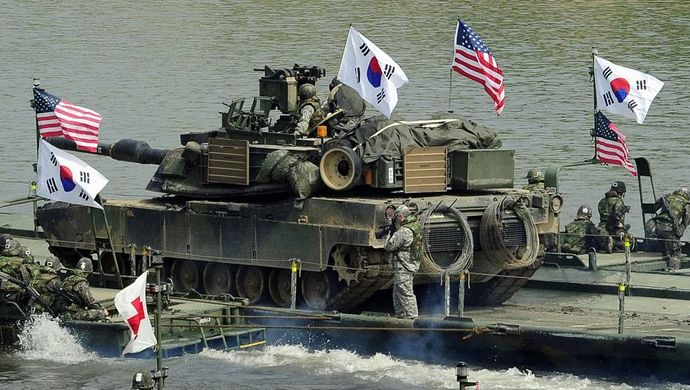 US, South Korea delay joint military drill