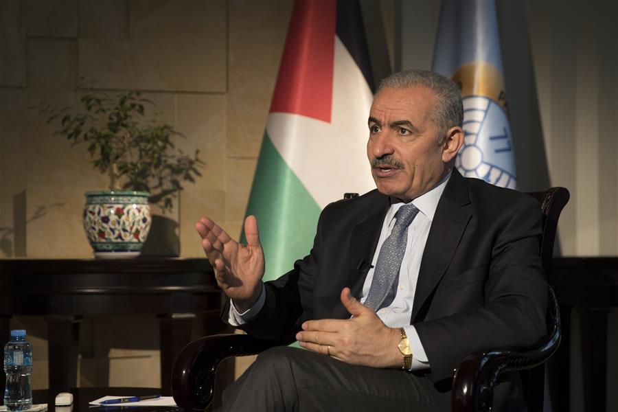 Palestinian PM accuses Israel of targeting journalists
