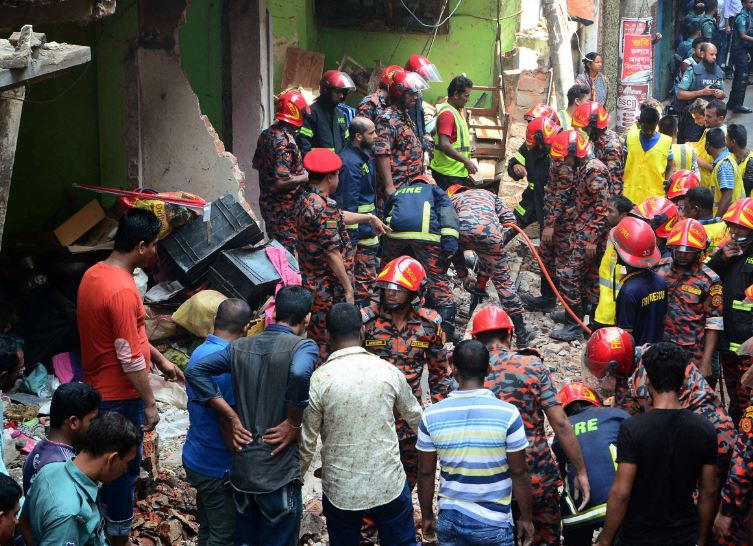 At least seven killed in gas explosion in southeast Bangladesh