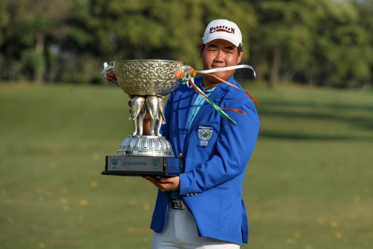 Golf: Korean teen sensation wins Panasonic Open
