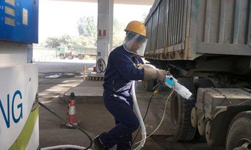 China diversifies natural gas supply
