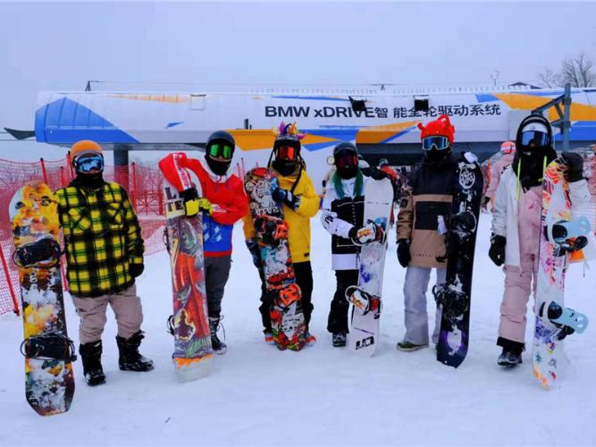 Jilin hosts skiing gala