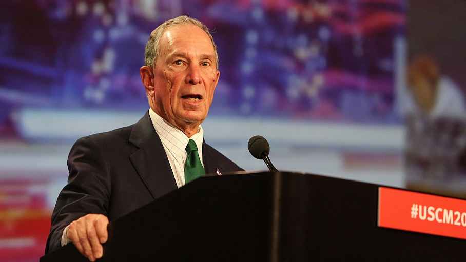 Bloomberg makes 'stop and frisk' apology in latest White House signal