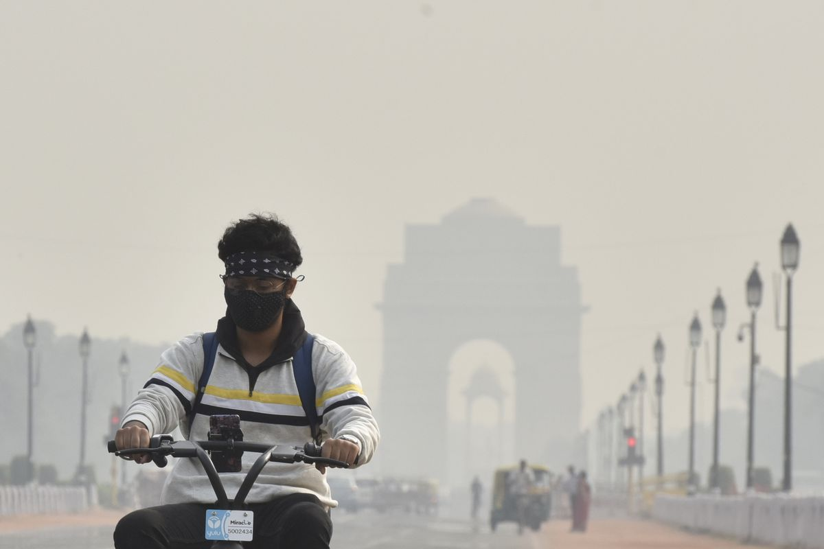 Air quality remains poor in Indian capital city, likely to turn severe in next 2 days